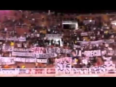 """Garra Blanca en Perú - Colo Colo vs Melgar"" Barra: Garra Blanca • Club: Colo-Colo"