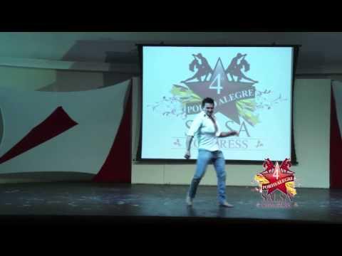Ricardo Melo Porto Alegre Salsa Congress