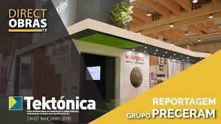 Reportagem Grupo Preceram - Tektónica 2016