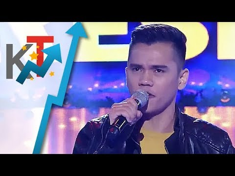 TNT All Star Grand Resbak Round 2 Jovany Satera sings 'Crazy Little Thing Called Love'