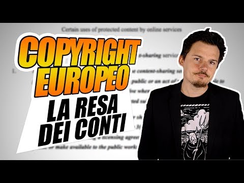 Copyright Europeo, voto imminente: cosa succede?
