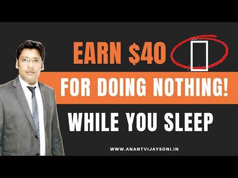 Uždarbis 1000 per dieną internetu