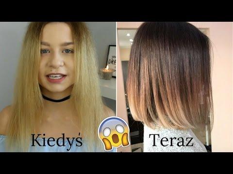 Zabiegi dla selentsin włosów