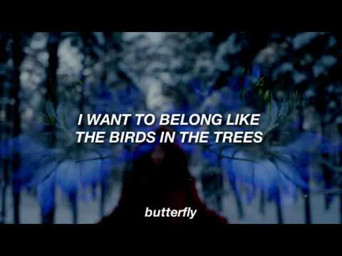 MARINA - Handmade Heaven // Lyrics - Butterfly