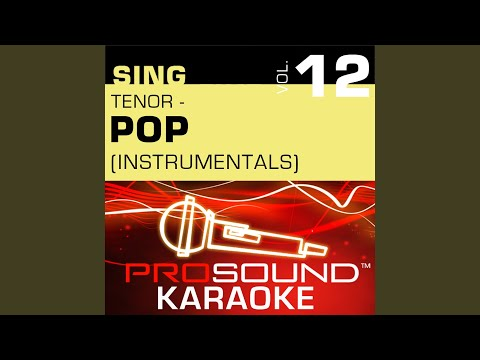 Hang In Long Enough (Karaoke Instrumental Track) (In the Style of Phil Collins)