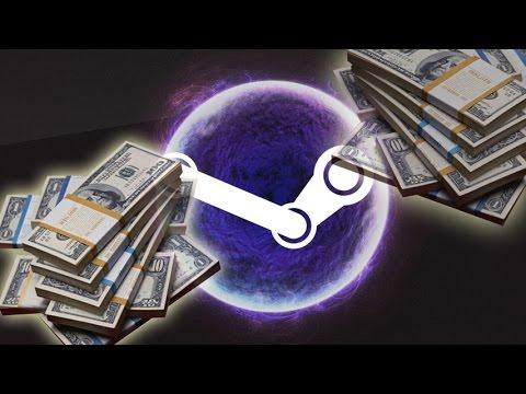 Еще один способ заработка в Steam!