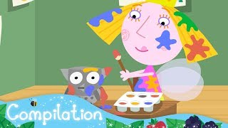 Ben and Holly's Little Kingdom - Back To School! (compilation)