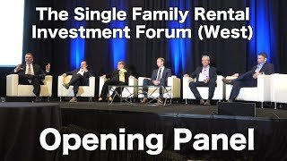 IMN SFR Investment Forum (West): Opening Panel