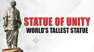 Statue of Unity tallest statue in India