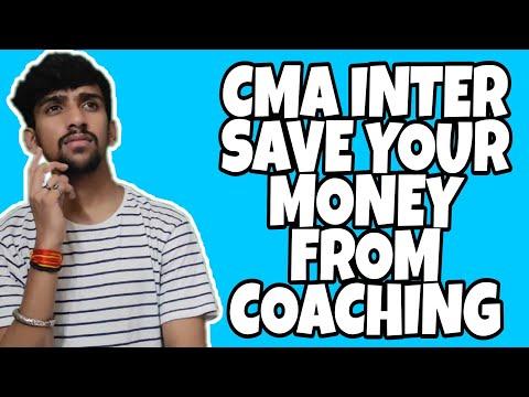CMA INTERMEDIATE COACHING | FROM WHERE TO TAKE CLASSES