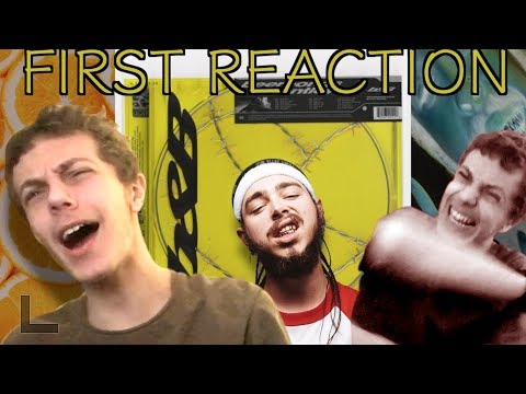 First Reaction to Post Malone - Beerbongs and Bentleys (part 1) + Review and Rant