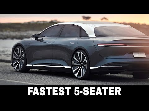Top 10 Fastest Family Cars For 5 Passengers (2018 Buyer's Guide)