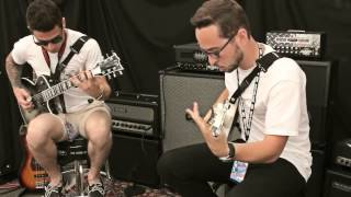 MESA/Boogie Warped Sessions 2013 ~ Woe, Is Me