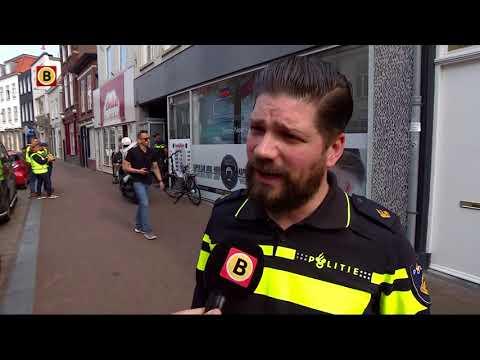 Invallen bij drie kapperszaken in Breda