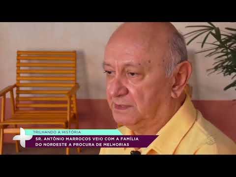 Antônio Marrocos, um Destemido Pioneiro - Gente de Opinião