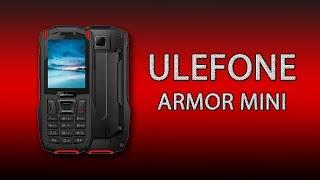Мобильный телефон Ulefone Armor Mini Black от компании Cthp - видео 1