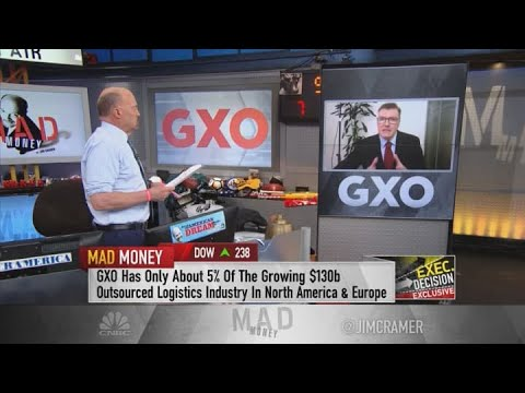 Incoming GXO Logistics CEO talks spin-off from XPO Logistics