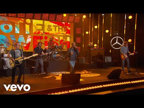 Hootie & The Blowfish - Rollin' (Live From Jimmy Kimmel Live!)