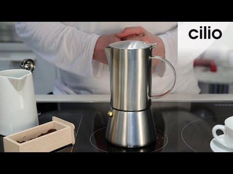 CILIO Espressokocher Aida - 342901