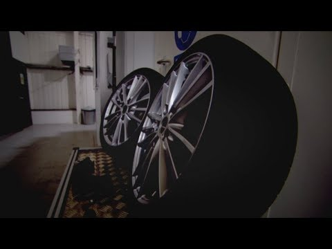 Nitrogen vs Air In Tyres – Fifth Gear