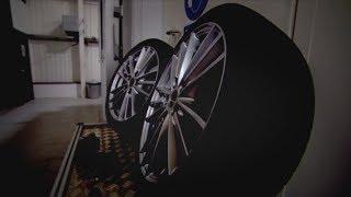 Nitrogen vs Air In Tyres - Fifth Gear