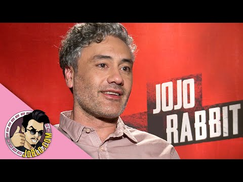 Taika Waititi Interview for JoJo Rabbit
