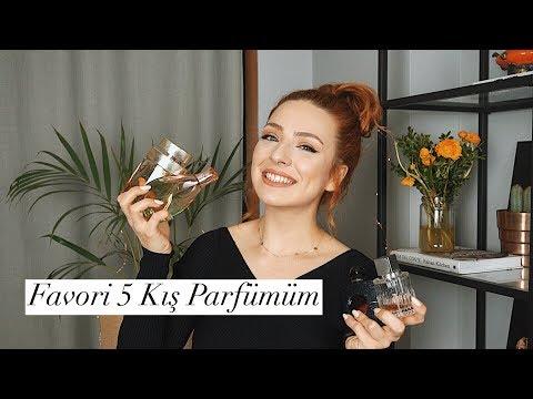 Favori 5 Kış Parfümüm | Damla Kalaycık