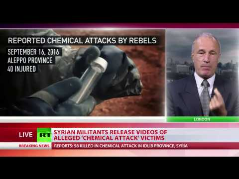 Why would Assad carry out chemical attack ahead of summit?