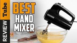 ✅Hand Mixer: Best Hand Mixer 2019 (Buying Guide)