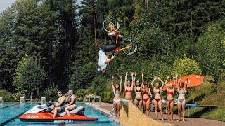 Swimming Pool Takeover - Luis Freitag
