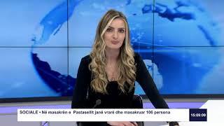 RTK3 Lajmet e orës 15:00 31.03.2020