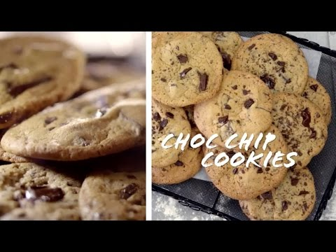 Basics to Brilliance episode 1 chewy chocolate chip cookie recipe