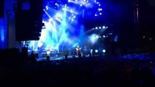 "Dave Matthews Band 7-27-2013. Bristow, VA. ""Old Dirt Hill"" (Bring That Beat Back)"