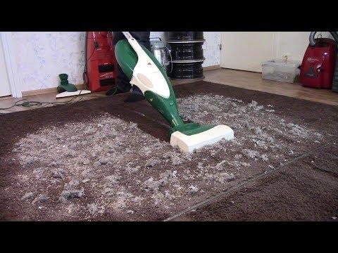 Big Mess Test: Vorwerk Kobold VK135