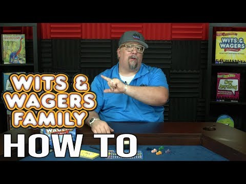 How To Play Wits & Wagers Family Edition by North Star Games