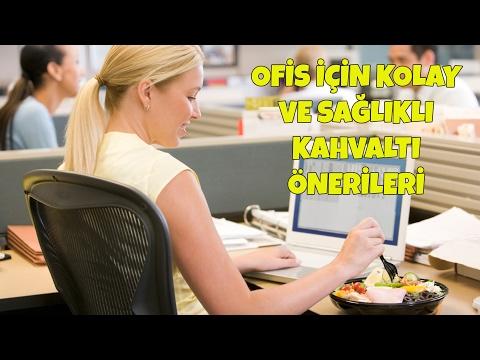 Ofis İçin Kolay ve Sağlıklı Kahvaltı Önerileri