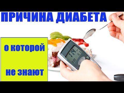 Диабет тип 2 диета плодове