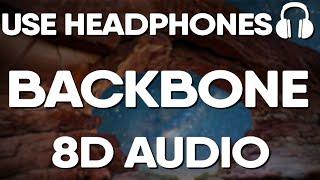 Backbone (8D AUDIO) - Harrdy Sandhu   Zenith Sidhu