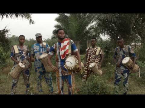 Fudji, Gangan talking drums