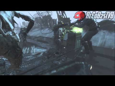 Truco Black Ops 2 Zombies ORIGINS Barrera encima del Tanque V2 - By ReCoB