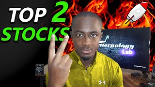 TOP 2 STOCKS TO BUY NOW!🔥 + PRIVATE DISCORD REVIEW DAY 1