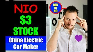 Is Nio $3 Stock A Buy Now? Tesla Of China?