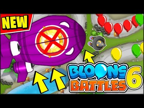 Bloons TD 6: Legend of the Night Vs  1 FORTIFIED B A D