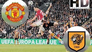 Manchester United  Hull City Full Match / Манчестер Юнайтед  Халл Сити  полный матч 10/01/2017