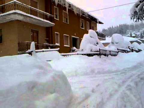 Neve a Sarteano