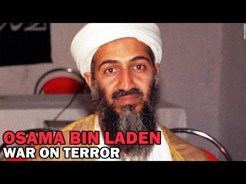 Osama bin Laden | War On Terror | Nirvana People