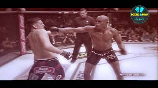 Anderson Silva Vs Nick Diaz [FIGHT HIGHLIGHTS 2015]