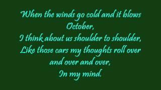 Talladega - Eric Church (Lyrics)