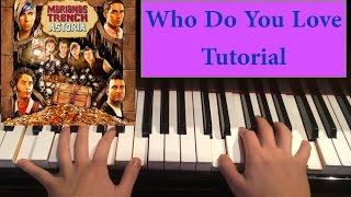 Marianas Trench - Astoria Tutorials (11/17): Who Do You Love