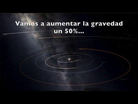 La constante gravitatoria G - La leyenda de Darwan